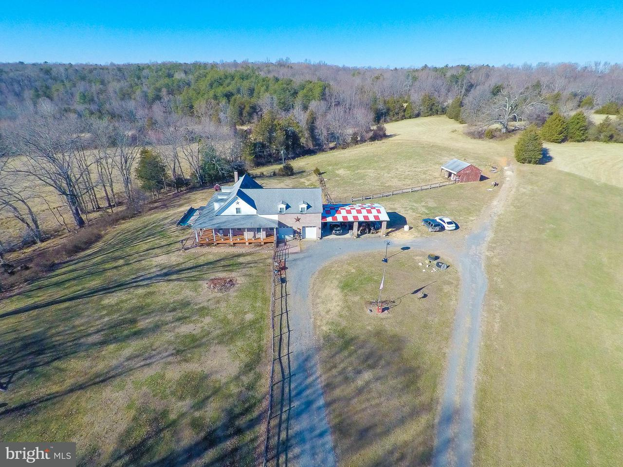 Farm for Sale at 3386 Tinsley Mill Rd Burr Hill, Virginia 22433 United States