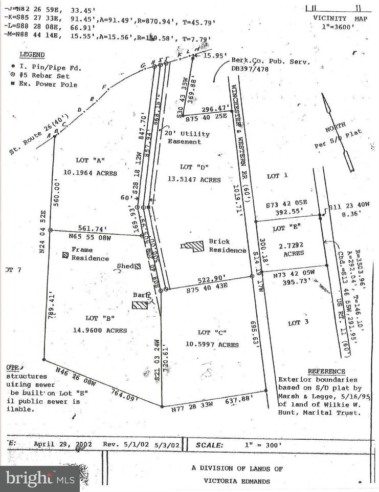Terreno para Venda às SOLDIER Drive SOLDIER Drive Bunker Hill, West Virginia 25413 Estados Unidos