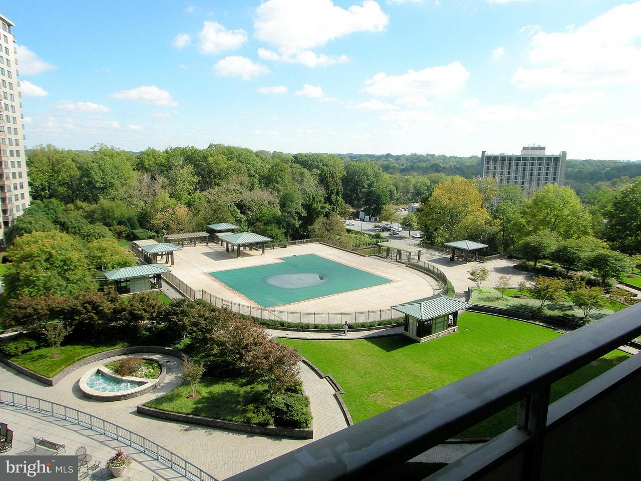 Condominium for Sale at 5225 Pooks Hill Rd #701s Bethesda, Maryland 20814 United States