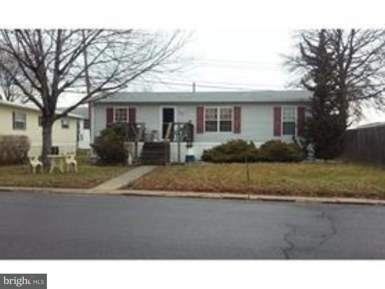 Mobile Homes pour l Vente à 511 WRIGHTSTOWN SYKESVILLE RD #54 Wrightstown, New Jersey 08562 États-Unis