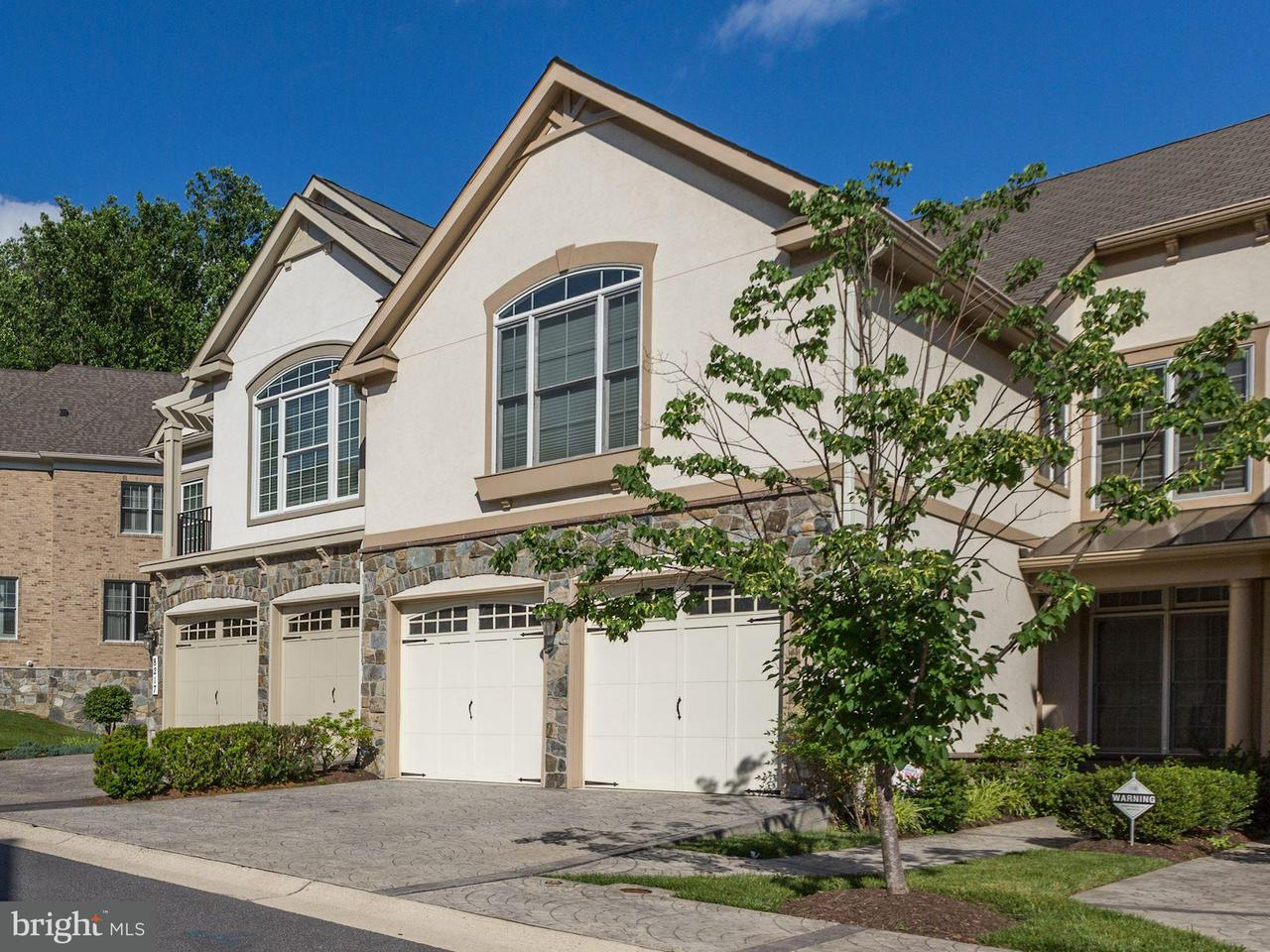 Townhouse for Sale at 8215 RIVER QUARRY Place 8215 RIVER QUARRY Place Bethesda, Maryland 20817 United States
