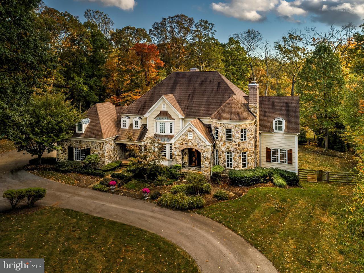 獨棟家庭住宅 為 出售 在 11 Spring Forest Court 11 Spring Forest Court Owings Mills, 馬里蘭州 21117 美國