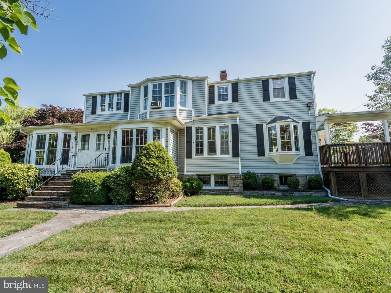 Huis voor meerdere gezinnen voor Verkoop een t 2223 ROCKWELL Avenue 2223 ROCKWELL Avenue Baltimore, Maryland 21228 Verenigde Staten