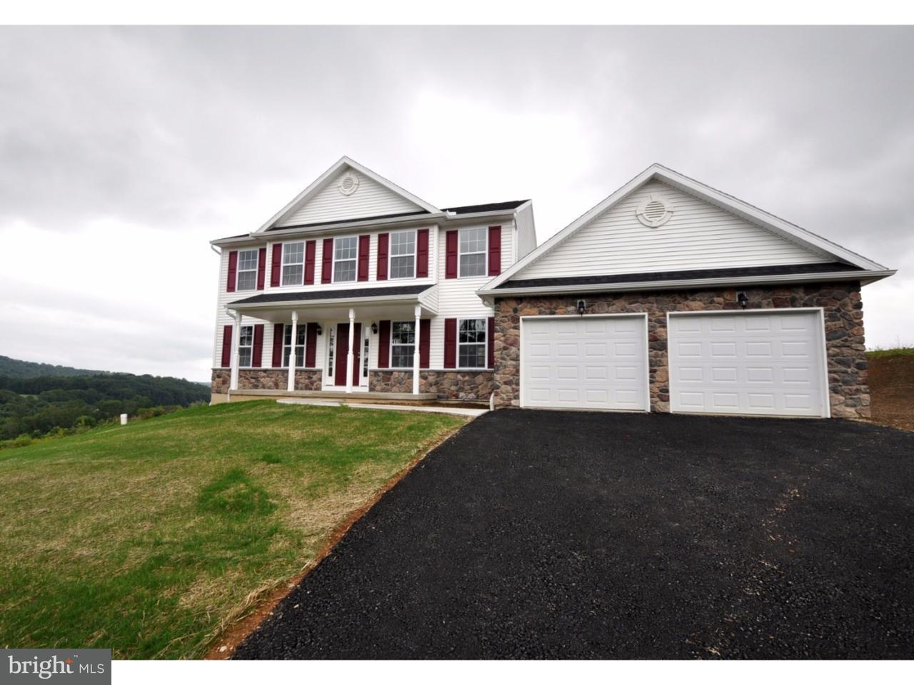 Частный односемейный дом для того Продажа на 4916 COATBRIDGE Lane Walnutport, Пенсильвания 18088 Соединенные Штаты