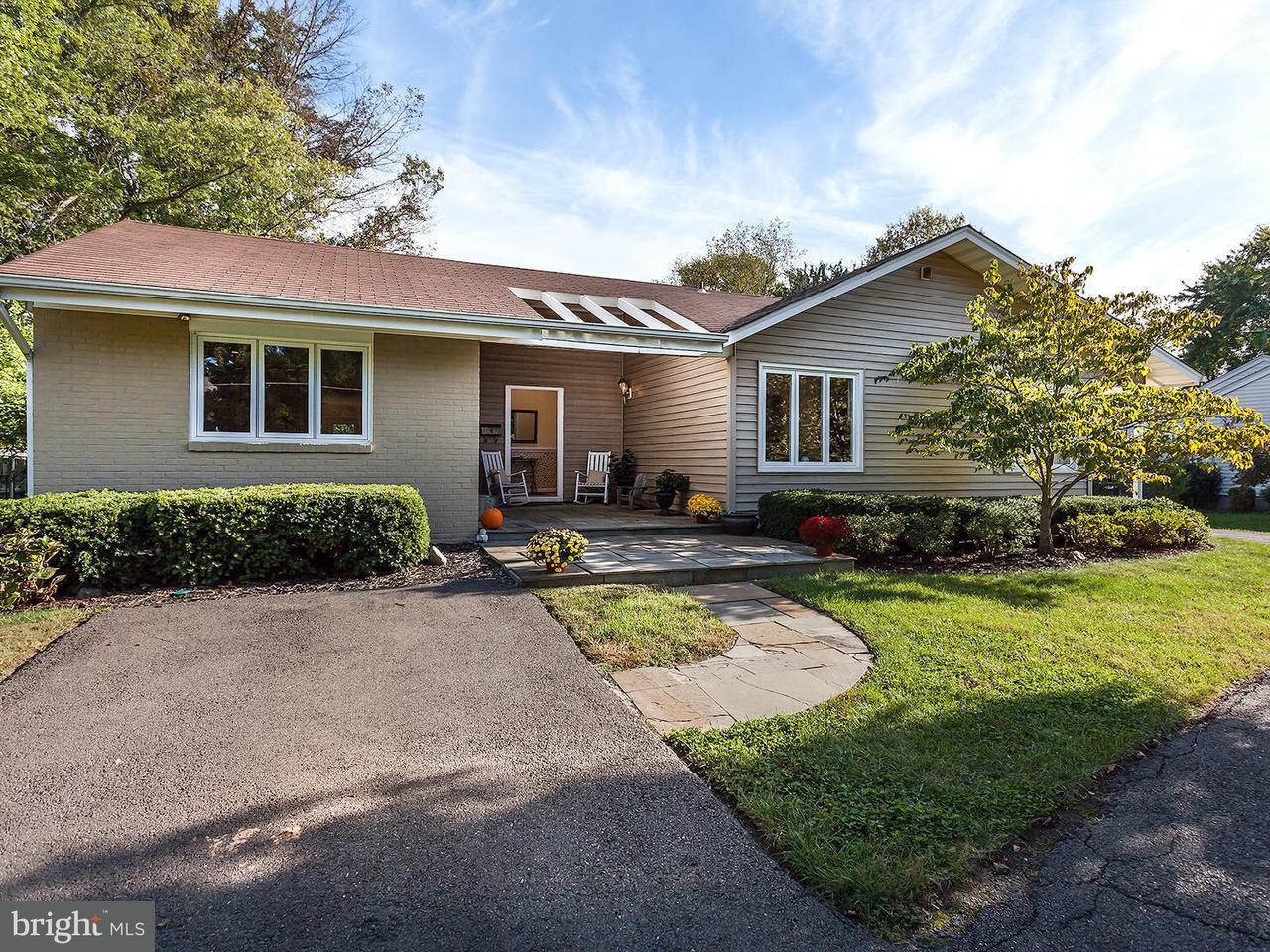 Single Family Home for Sale at 2407 WITTINGTON BLVD 2407 WITTINGTON BLVD Alexandria, Virginia 22308 United States