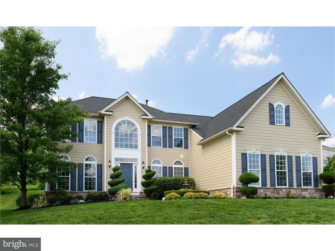 Частный односемейный дом для того Аренда на 1540 TATTERSALL WAY West Chester, Пенсильвания 19380 Соединенные Штаты