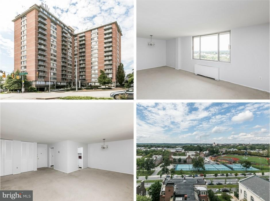 Condominium for Sale at 1 University Pkwy E #1408 Baltimore, Maryland 21218 United States