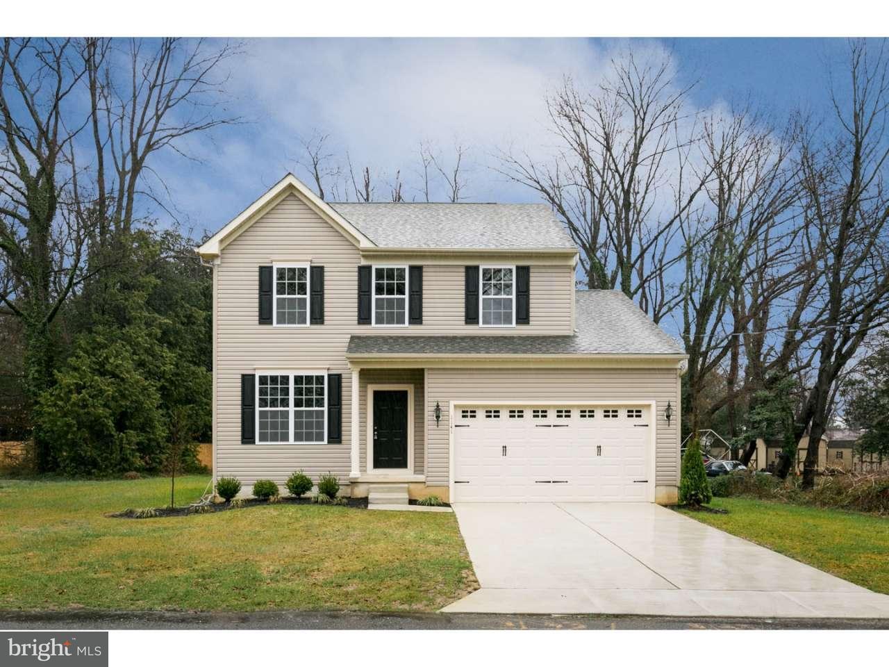 Maison unifamiliale pour l Vente à 1143 FERNWOOD Avenue Cinnaminson, New Jersey 08077 États-Unis
