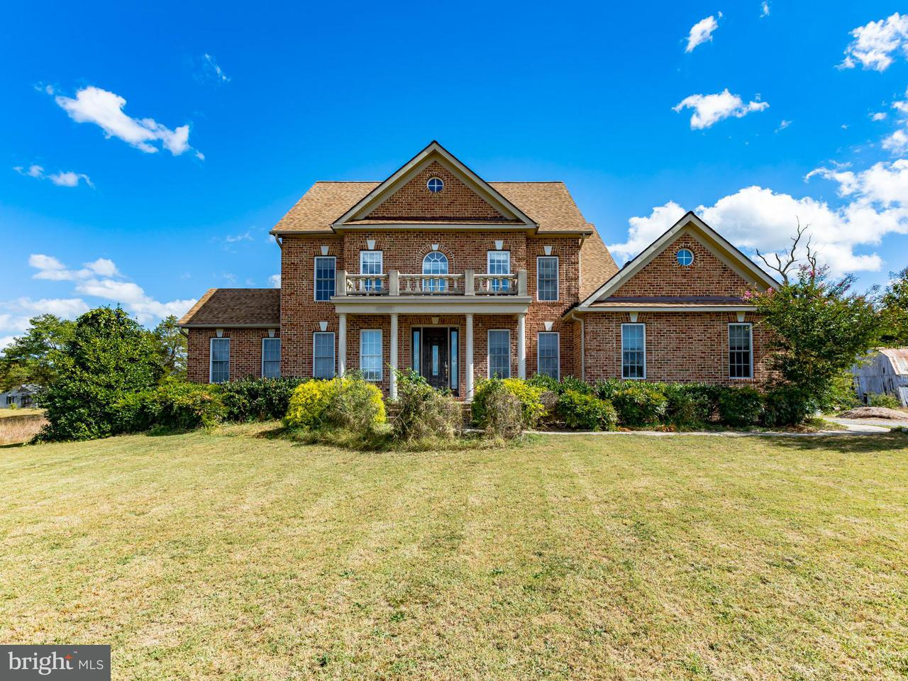Casa Unifamiliar por un Venta en 4693 SANDS Road 4693 SANDS Road Harwood, Maryland 20776 Estados Unidos