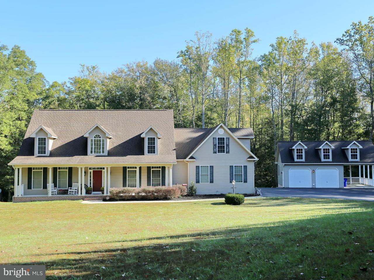 Частный односемейный дом для того Продажа на 14912 DURHAM RANGER Place 14912 DURHAM RANGER Place Hughesville, Мэриленд 20637 Соединенные Штаты