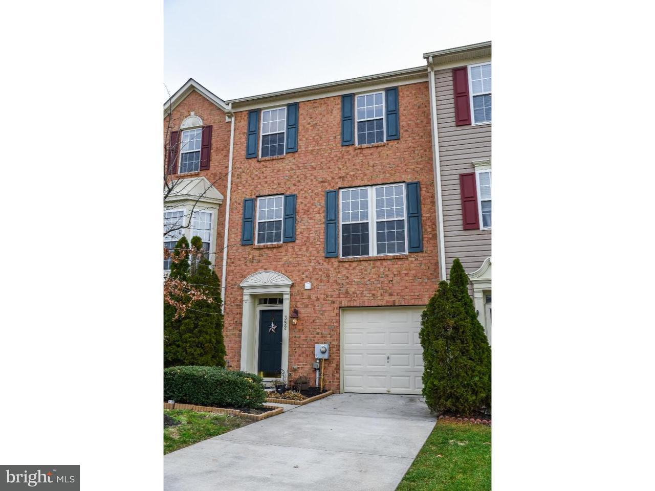 Casa unifamiliar adosada (Townhouse) por un Alquiler en 352 CONCETTA Drive Mount Royal, Nueva Jersey 08061 Estados Unidos