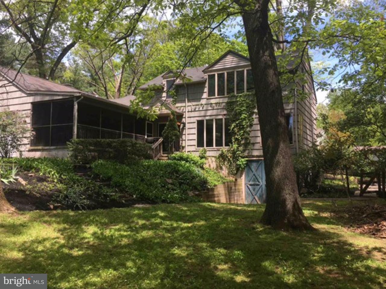 Maison unifamiliale pour l Vente à 34 MADDOCK Road Titusville, New Jersey 08560 États-UnisDans/Autour: Hopewell Township