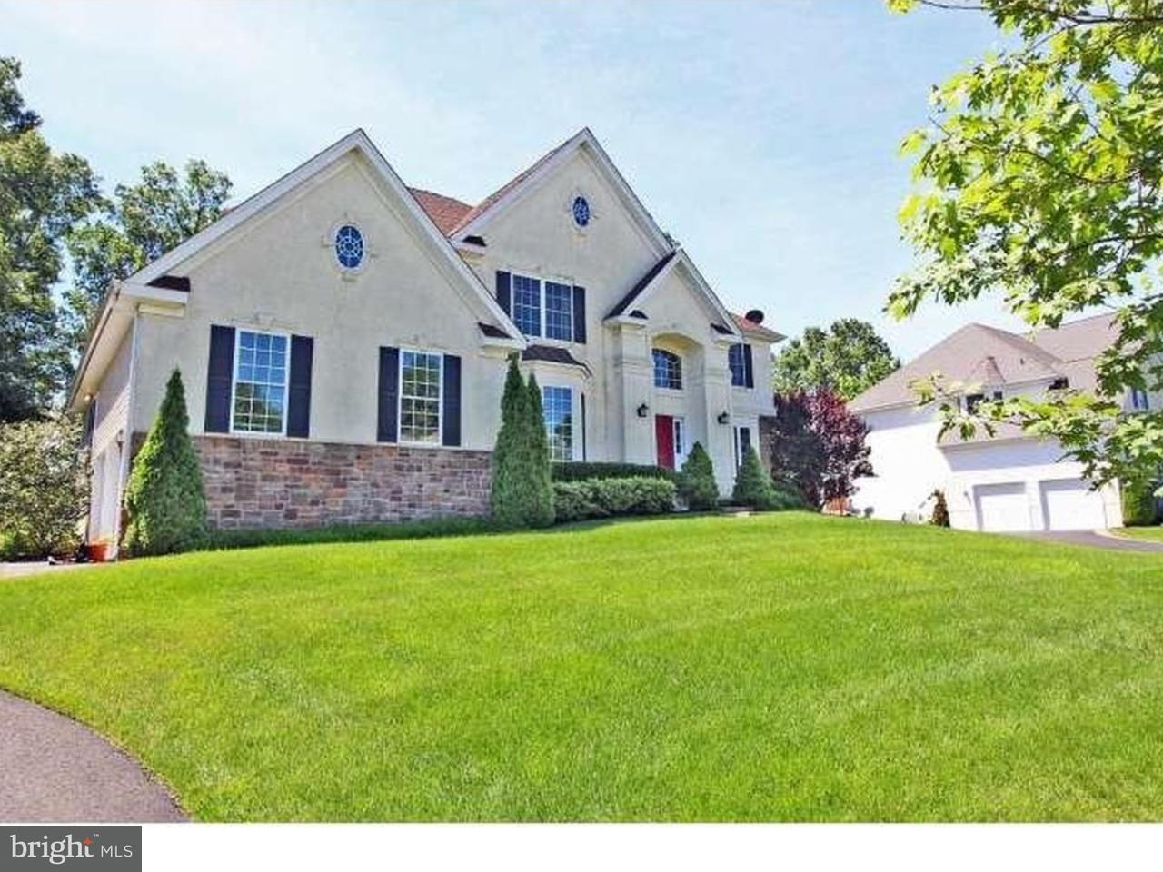 Casa unifamiliar adosada (Townhouse) por un Alquiler en 10 FOXCROFT WAY Mount Laurel, Nueva Jersey 08054 Estados Unidos