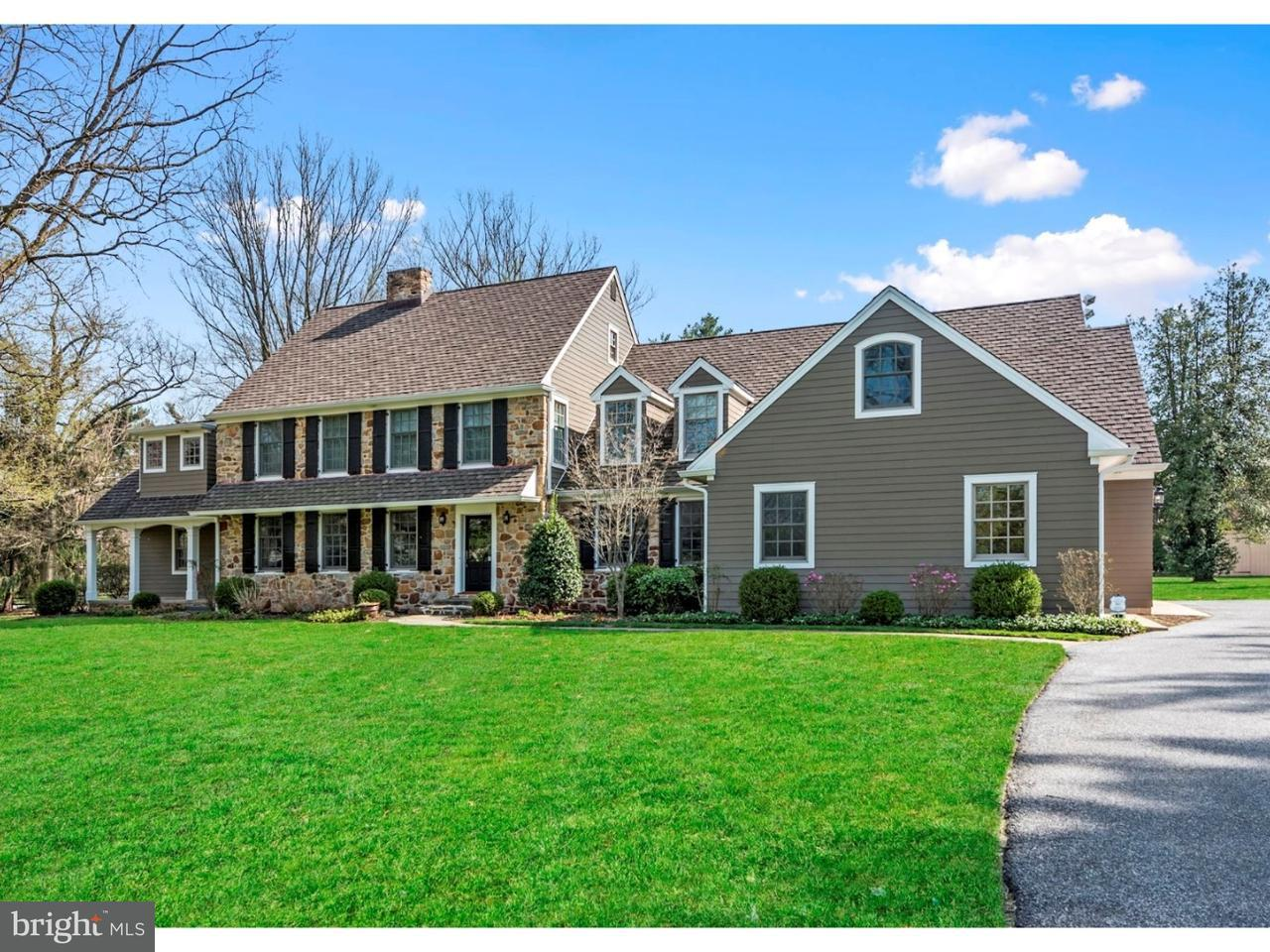 Single Family Home for Rent at 3 BROADACRES Court Moorestown, New Jersey 08057 United States