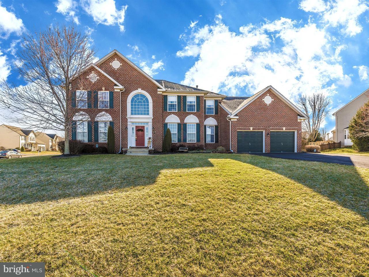 Частный односемейный дом для того Продажа на 2803 DECATUR Drive 2803 DECATUR Drive Adamstown, Мэриленд 21710 Соединенные Штаты