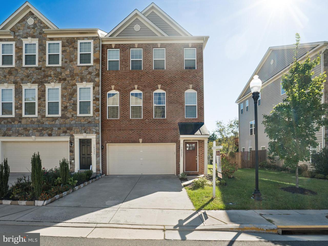 Σπίτι στην πόλη για την Πώληση στο 10227 FOUNTAIN Circle 10227 FOUNTAIN Circle Manassas, Βιρτζινια 20110 Ηνωμενεσ Πολιτειεσ