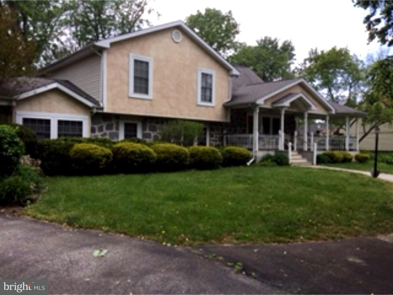 Частный односемейный дом для того Продажа на 5 ARBOR Road Cinnaminson Township, Нью-Джерси 08077 Соединенные Штаты