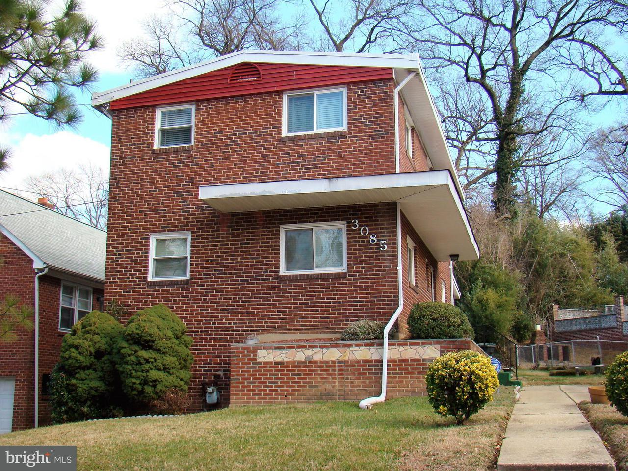 Single Family for Sale at 3085 Clinton St NE Washington, District Of Columbia 20018 United States