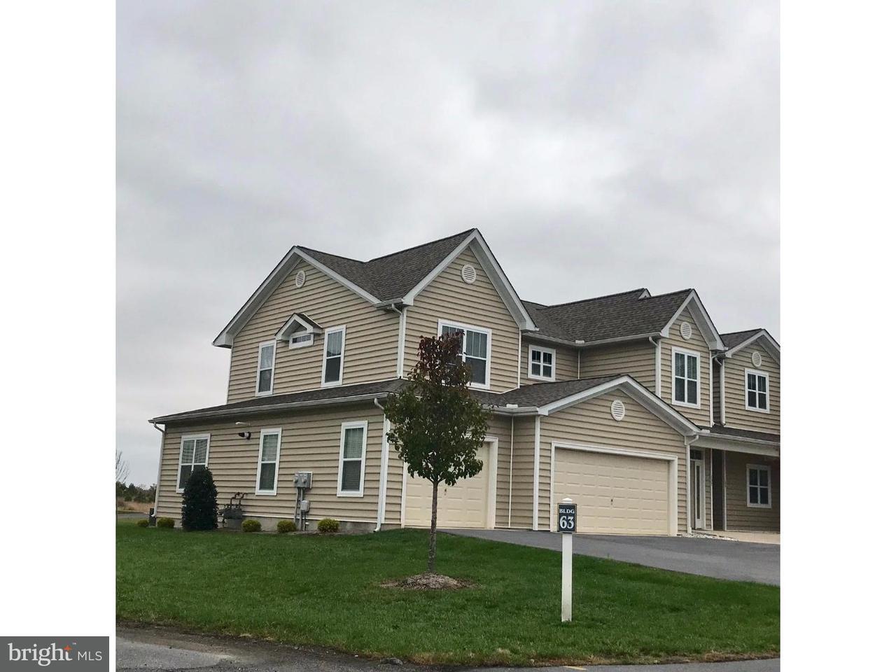 Casa unifamiliar adosada (Townhouse) por un Alquiler en 137 ROCK LEDGE Court Milford, Delaware 19963 Estados Unidos