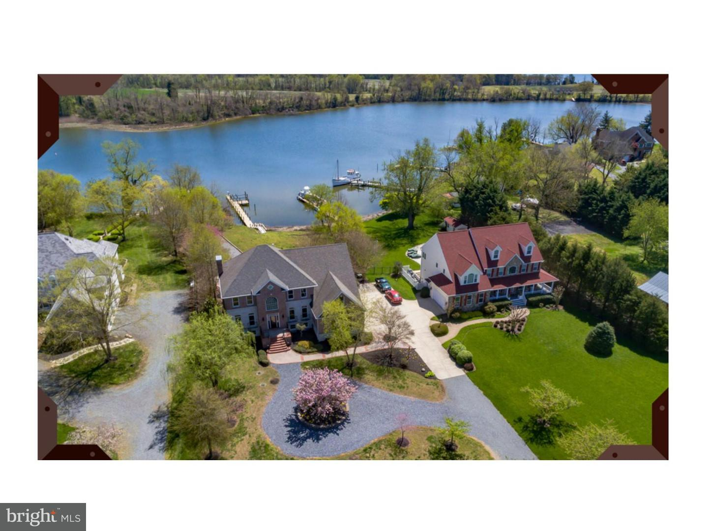 Single Family for Sale at 3925 Island Landing Ct Broomes Island, Maryland 20615 United States
