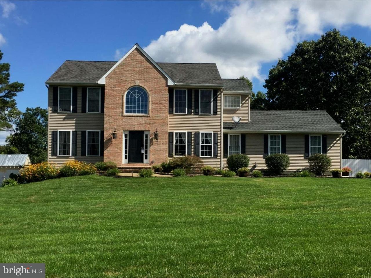 Maison unifamiliale pour l Vente à 12 LOCUST HILL Court Alloway, New Jersey 08302 États-Unis