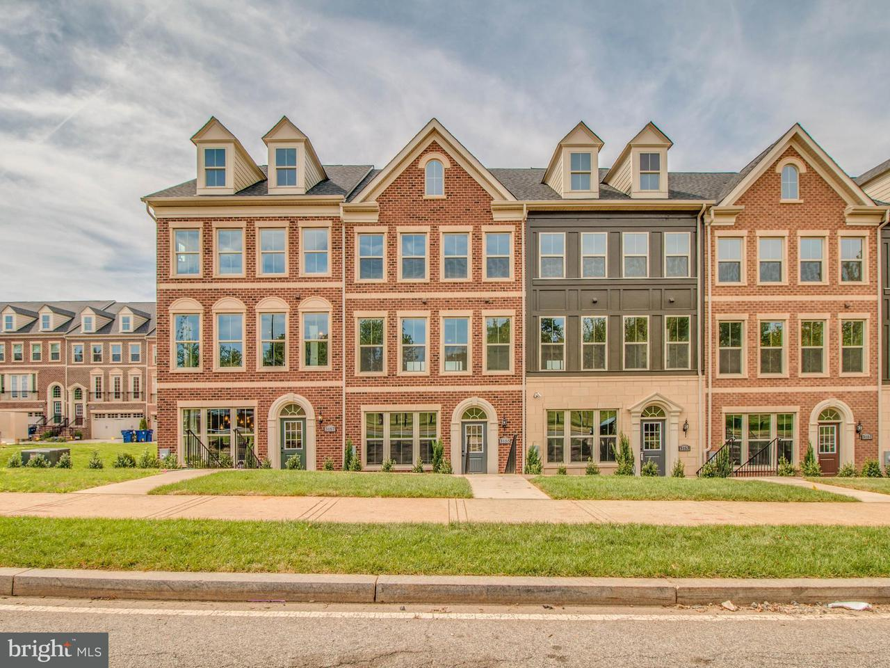 Townhouse for Sale at 3632 Commodore Joshua Barney Dr Ne 3632 Commodore Joshua Barney Dr Ne Washington, District Of Columbia 20018 United States