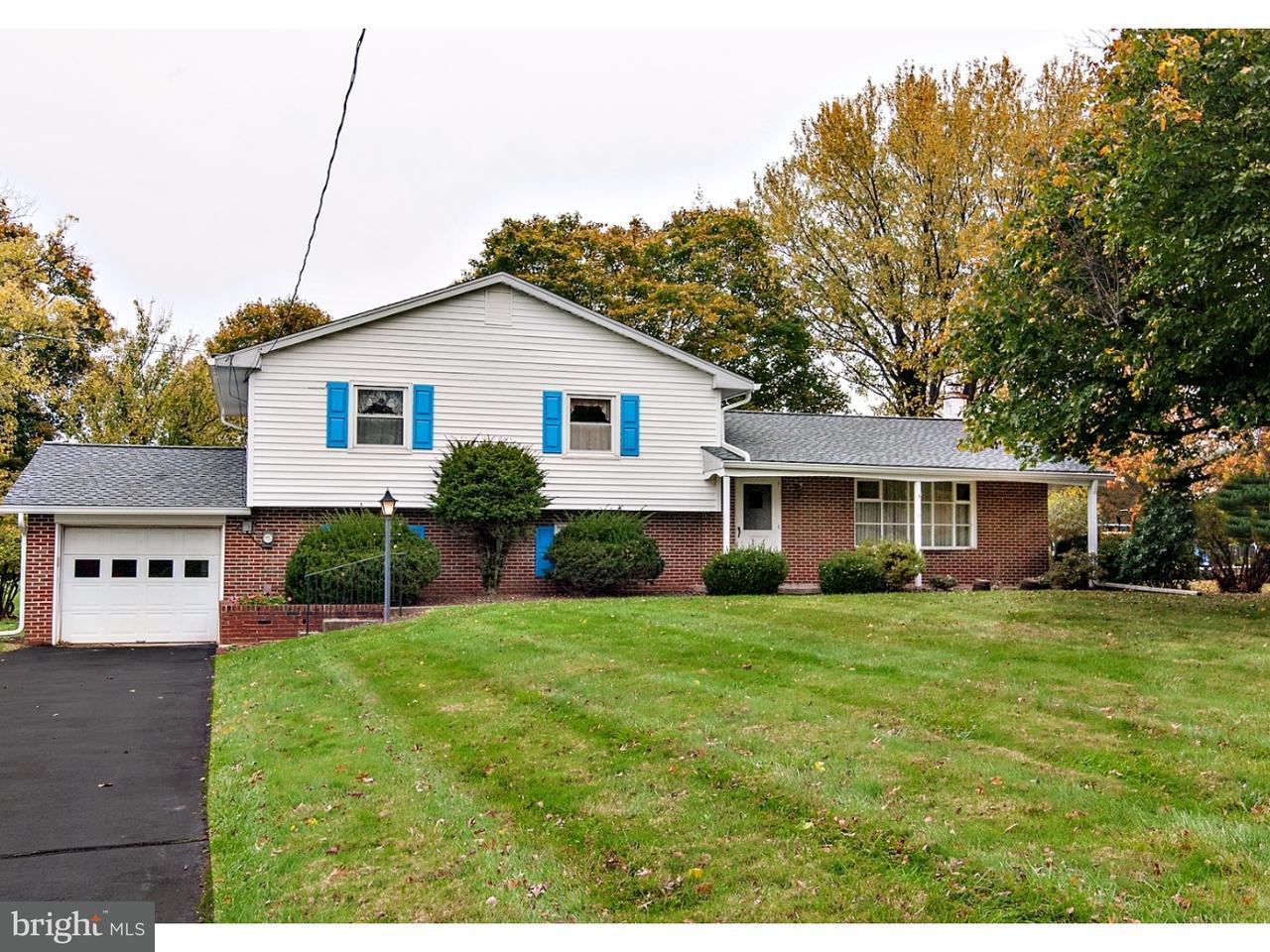 独户住宅 为 销售 在 3045 GRIFFITH Road Eagleville, 宾夕法尼亚州 19403 美国