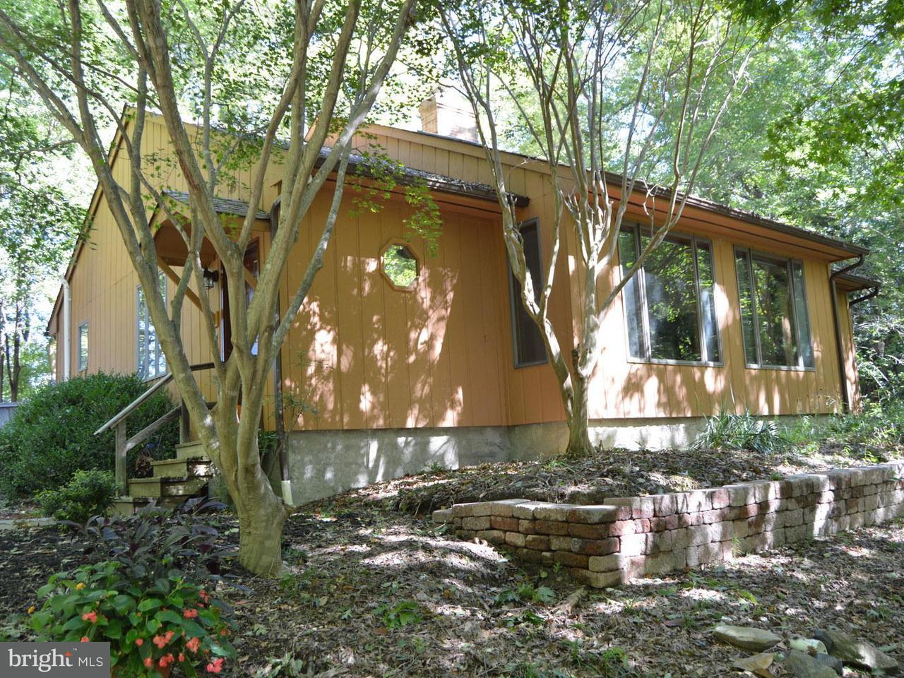 Частный односемейный дом для того Продажа на 5320 COVE VIEW Drive 5320 COVE VIEW Drive St. Leonard, Мэриленд 20685 Соединенные Штаты