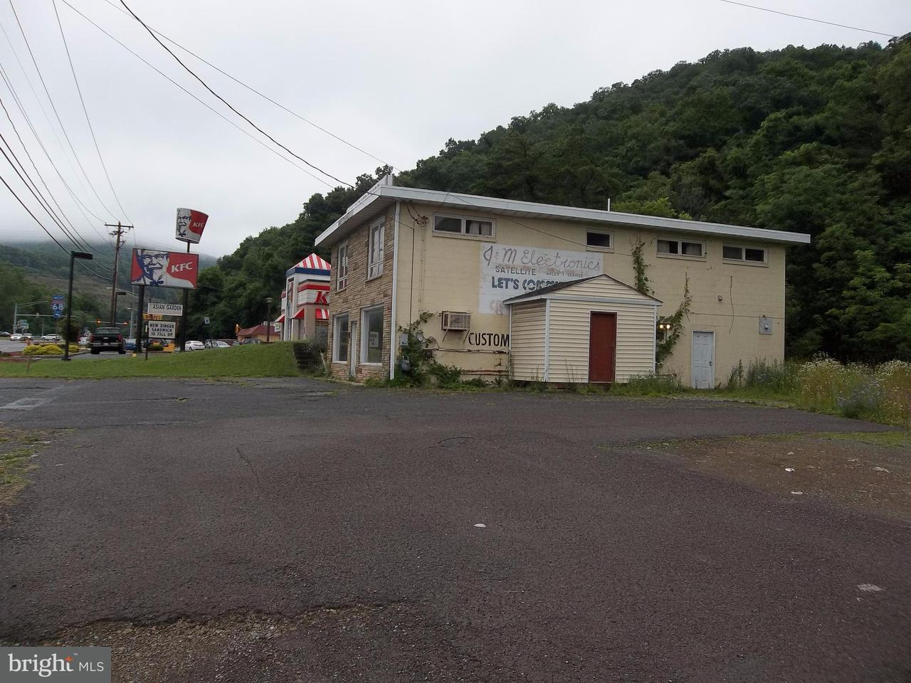 Commercial for Sale at 1231 NATIONAL HWY 1231 NATIONAL HWY Lavale, Maryland 21502 United States