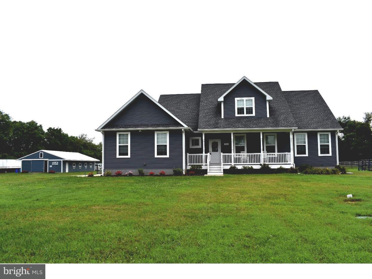 独户住宅 为 销售 在 1052 OLD WHITE HORSE PIKE Waterford Works, 新泽西州 08089 美国