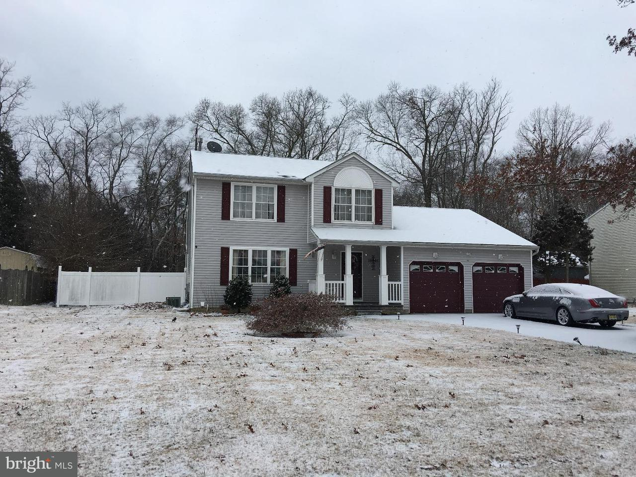 Частный односемейный дом для того Аренда на 465 CEDARWOOD Drive Vineland, Нью-Джерси 08360 Соединенные Штаты