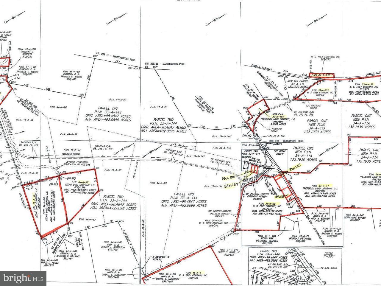Additional photo for property listing at Walter Mills Lane Walter Mills Lane Stephenson, Virginia 22656 Estados Unidos