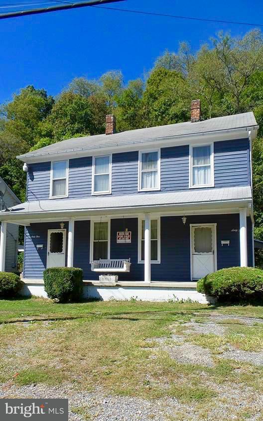 Single Family for Sale at 62 W Main St Lonaconing, Maryland 21539 United States
