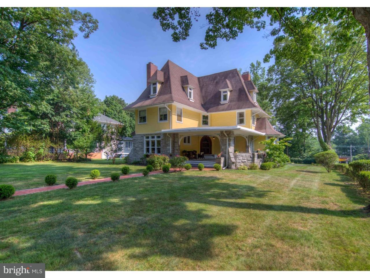 Частный односемейный дом для того Продажа на 502 SAINT DAVIDS Avenue St. Davids, Пенсильвания 19087 Соединенные Штаты