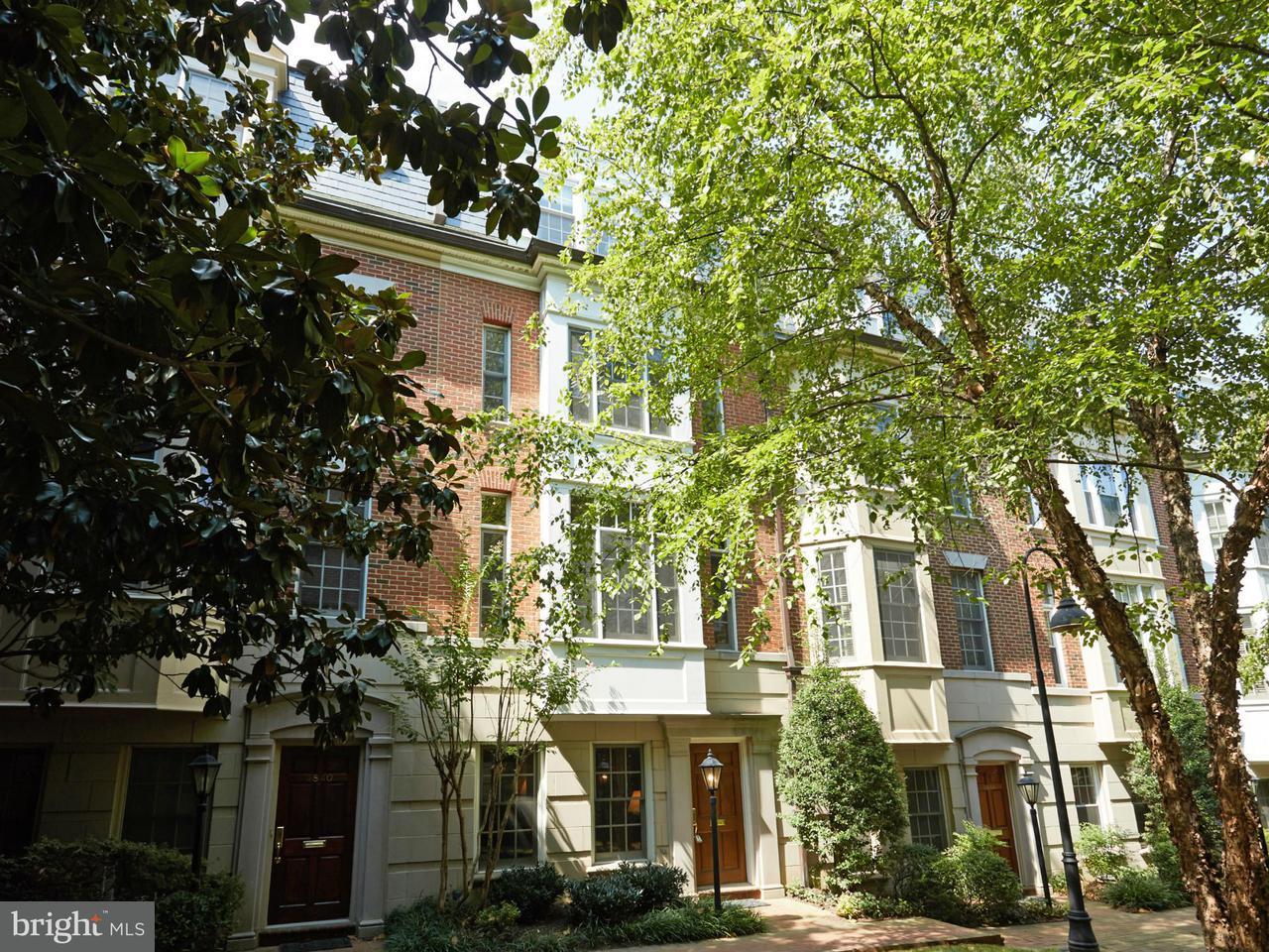 Stadthaus für Verkauf beim 4842 MONTGOMERY Lane 4842 MONTGOMERY Lane Bethesda, Maryland 20814 Vereinigte Staaten