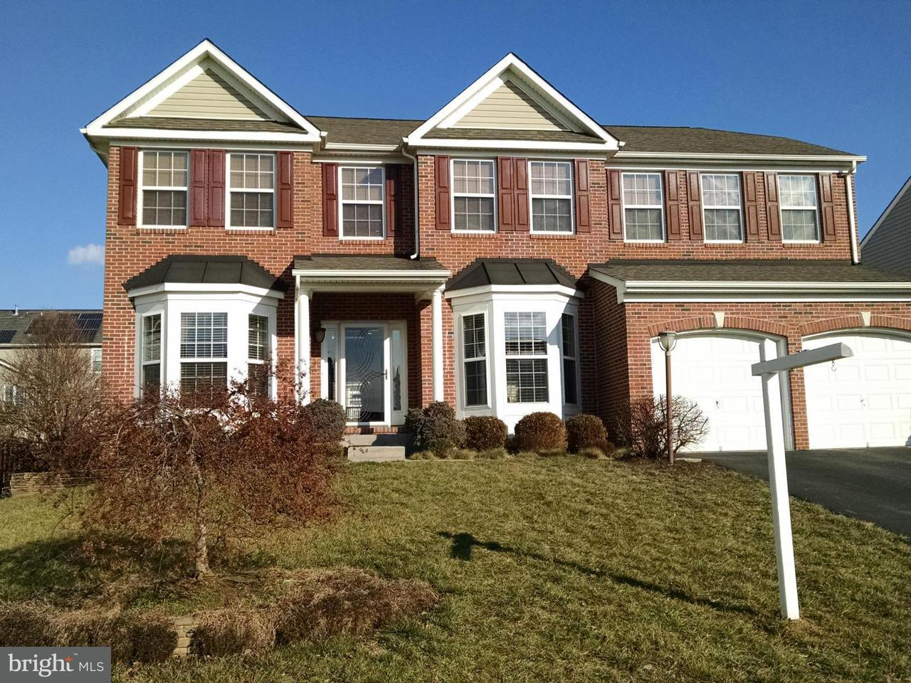 Single Family Home for Sale at 116 GREENWICH Drive 116 GREENWICH Drive Walkersville, Maryland 21793 United States