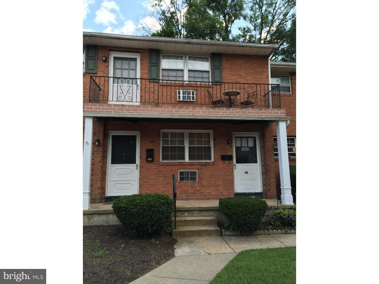 共管式独立产权公寓 为 出租 在 340 WOODLAWN TER #H6 Collingswood, 新泽西州 08108 美国