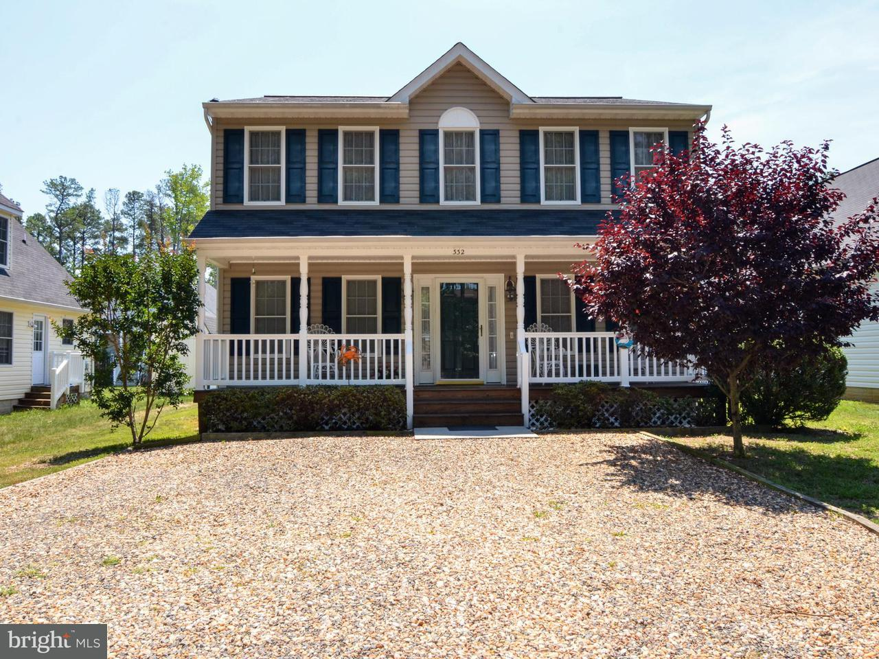 Single Family for Sale at 332 4th St Colonial Beach, Virginia 22443 United States