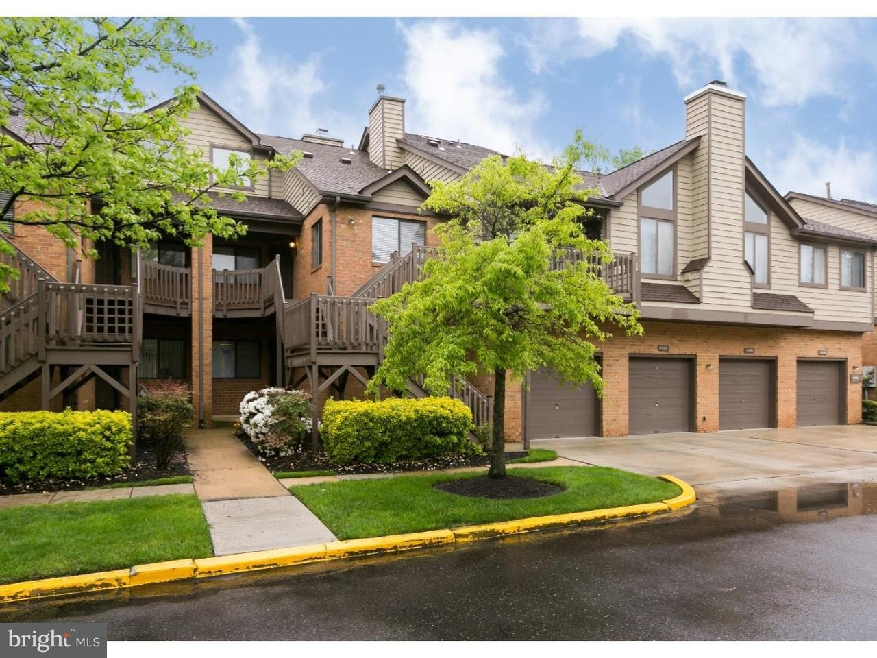 Condominium for Sale at 2004 AUGUSTA Circle Mount Laurel, New Jersey 08054 United States
