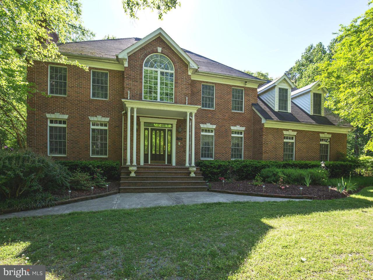 Частный односемейный дом для того Продажа на 7581 Bond Street 7581 Bond Street St. Leonard, Мэриленд 20685 Соединенные Штаты