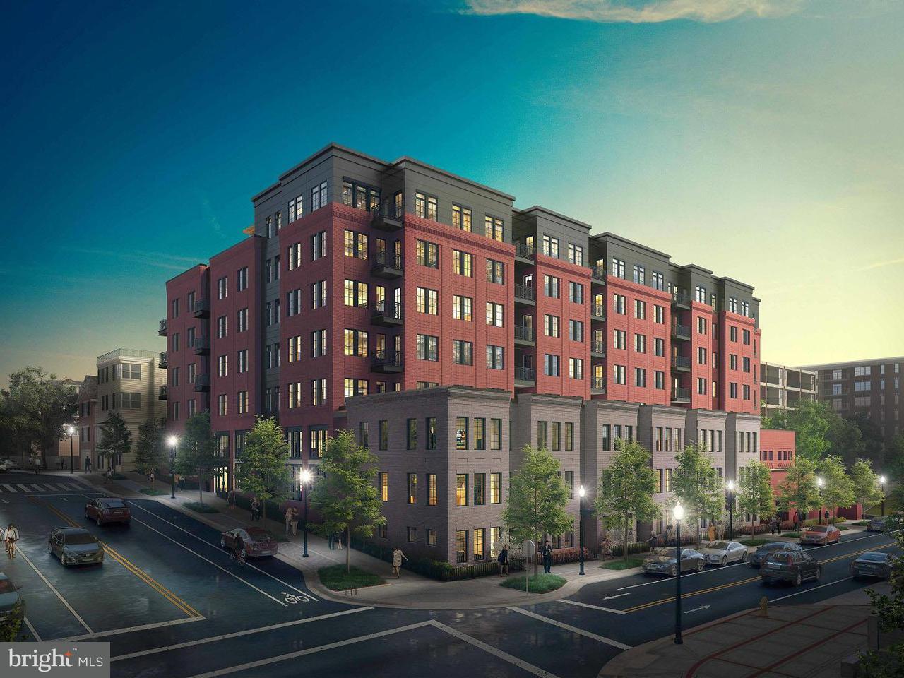 Condominium for Sale at 1411 Key Blvd #407 Rosslyn, Virginia 22209 United States
