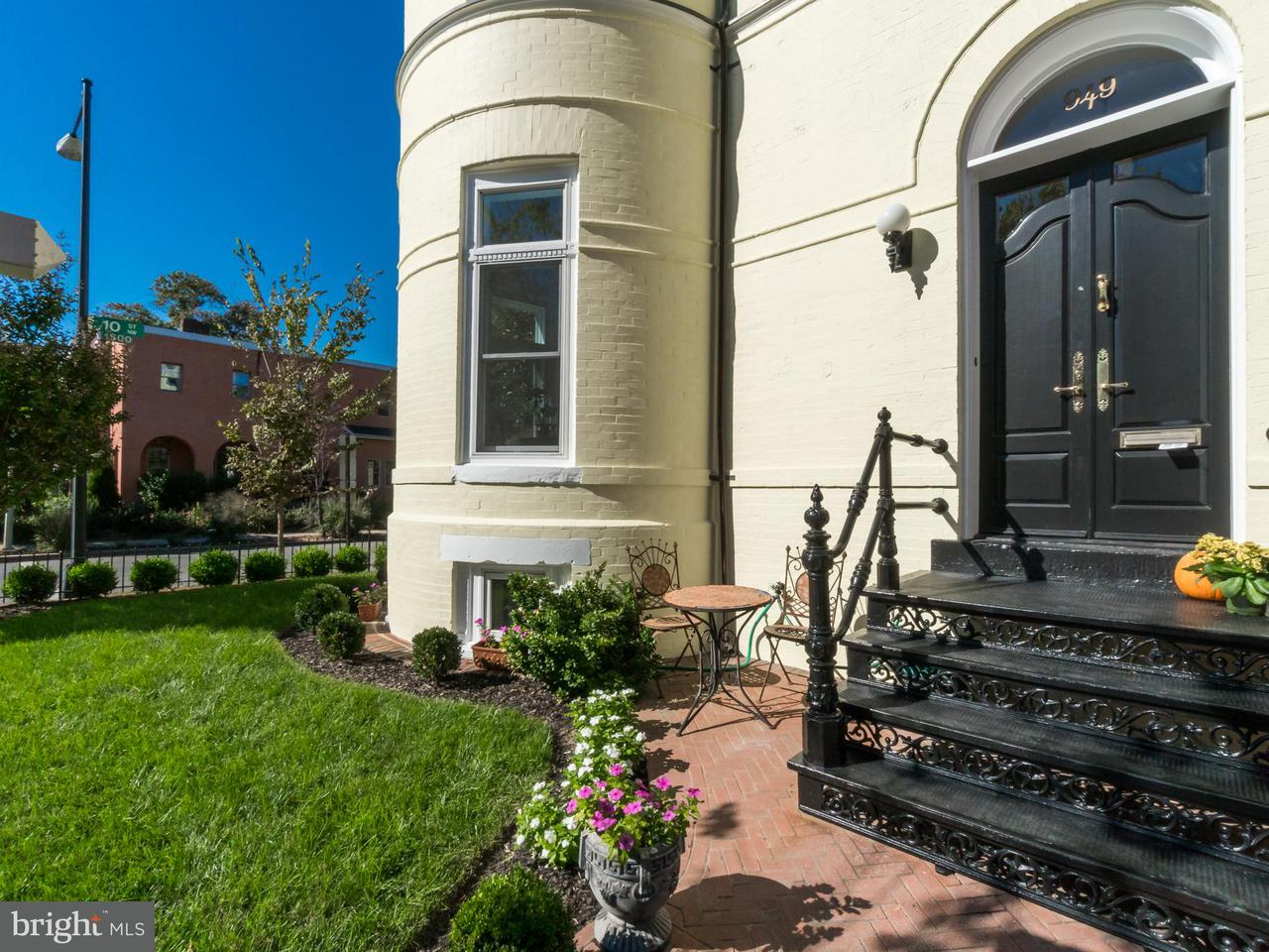 Single Family for Sale at 949 S St NW Washington, District Of Columbia 20001 United States