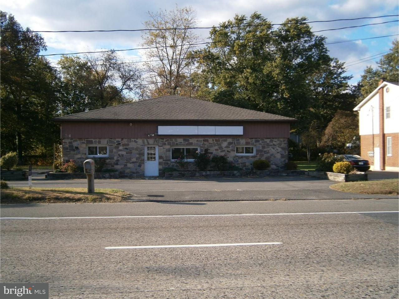 独户住宅 为 销售 在 54 ROUTE 130 波登镇, 新泽西州 08620 美国
