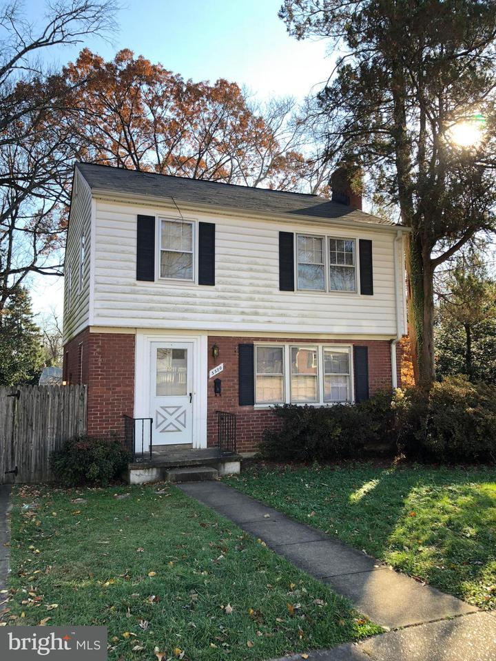 Single Family Home for Sale at 5520 10TH ST N 5520 10TH ST N Arlington, Virginia 22205 United States