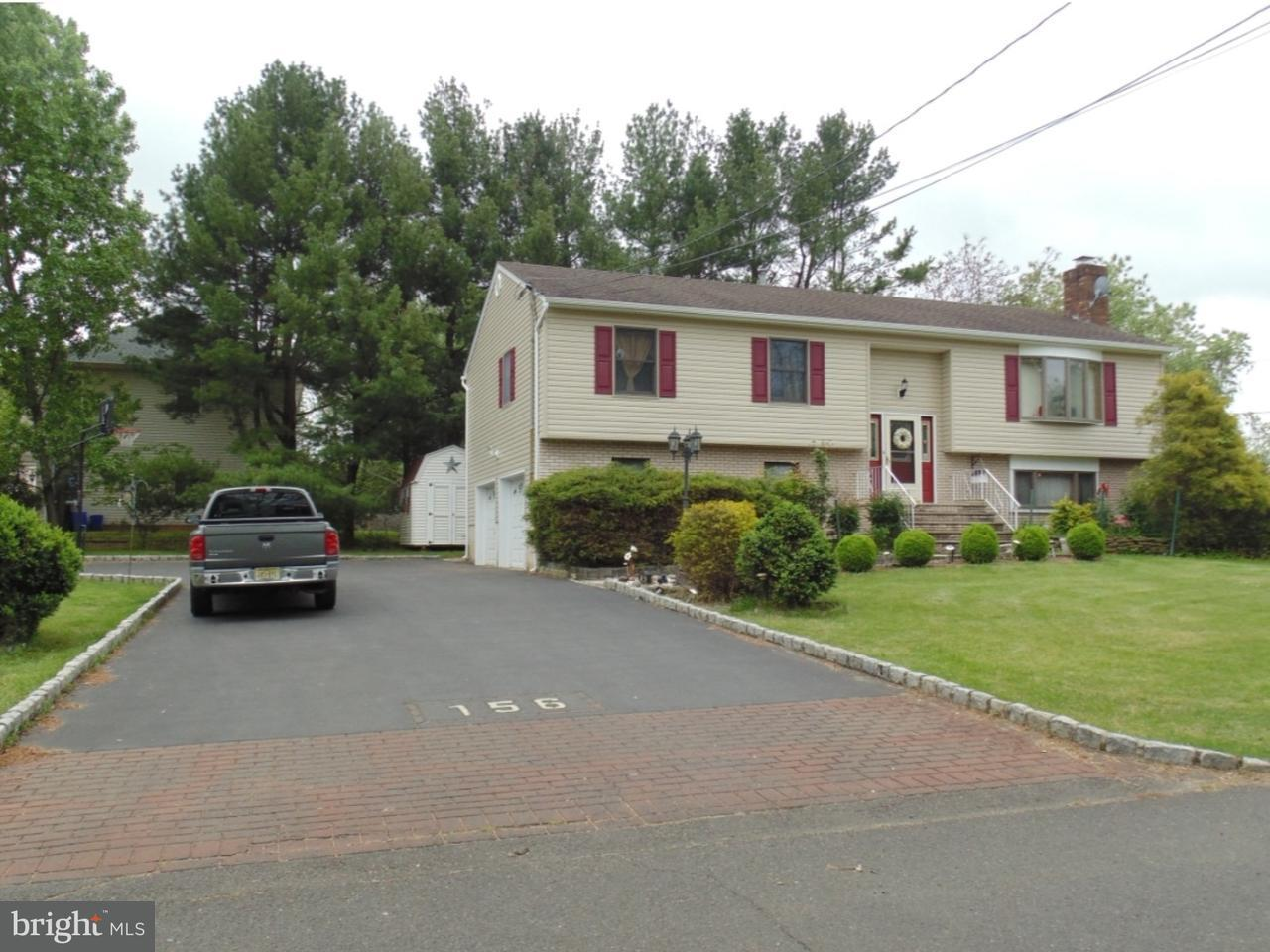 Maison unifamiliale pour l Vente à 156 WALNUT Avenue Somerset, New Jersey 08873 États-UnisDans/Autour: Franklin Township