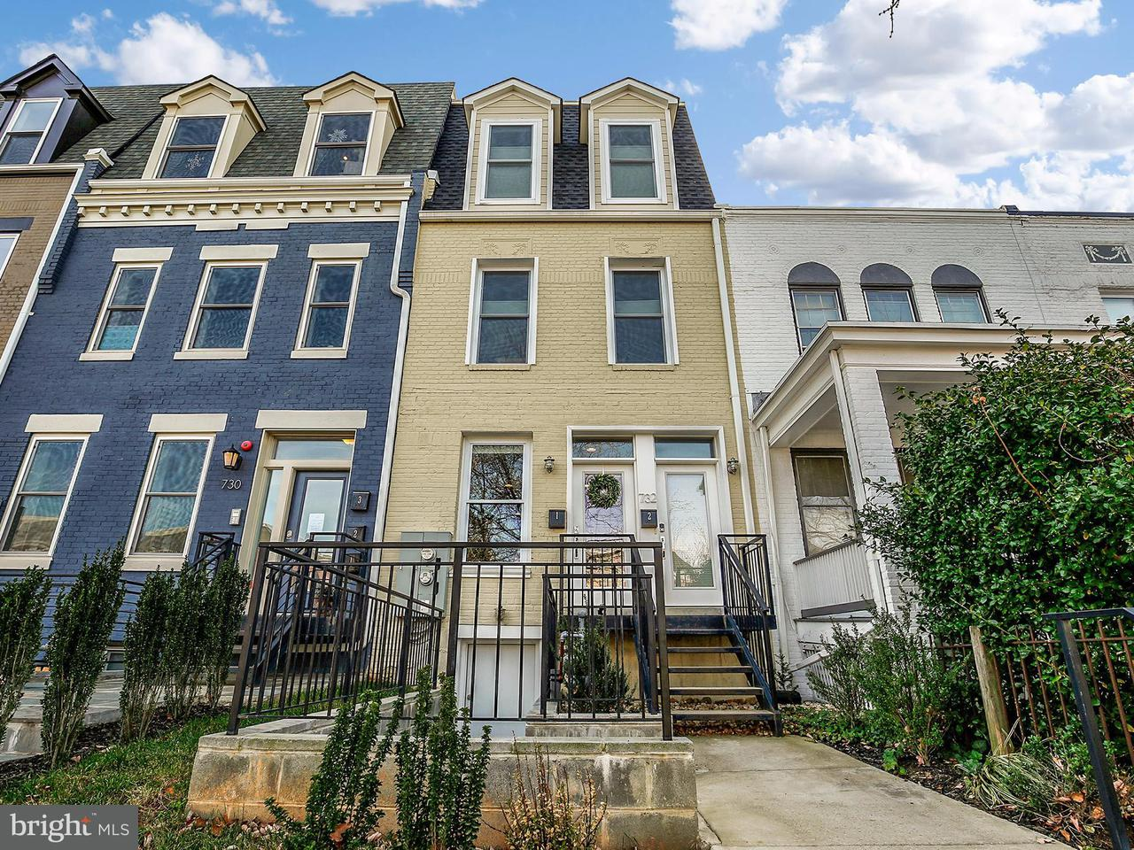 Townhouse for Sale at 732 GIRARD ST NW #1 732 GIRARD ST NW #1 Washington, District Of Columbia 20001 United States