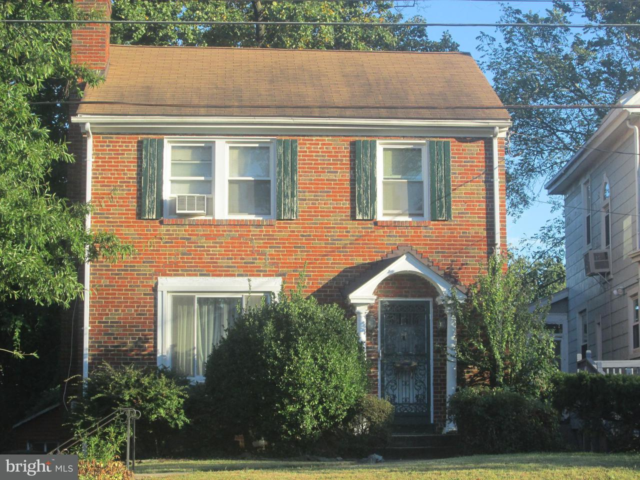 Single Family for Sale at 2909 Carlton Ave NE Washington, District Of Columbia 20018 United States