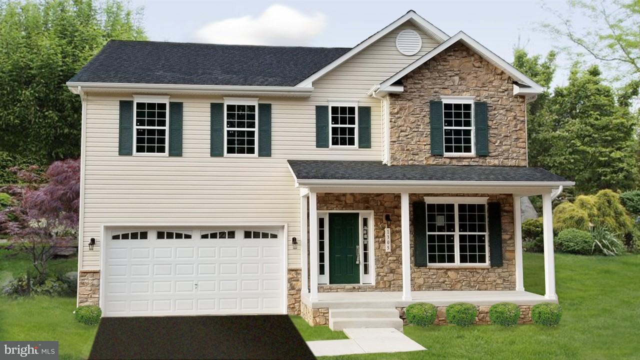 Maison unifamiliale pour l Vente à 1305 PATUXENT WOODS Drive 1305 PATUXENT WOODS Drive Odenton, Maryland 21113 États-Unis