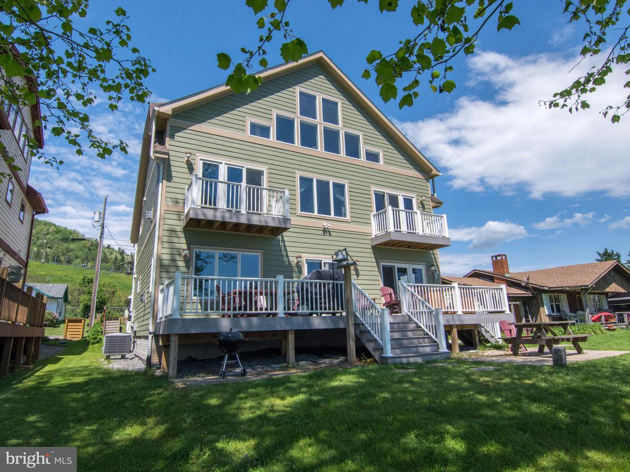 Single Family for Sale at 529 Marsh Hill Rd Mc Henry, Maryland 21541 United States