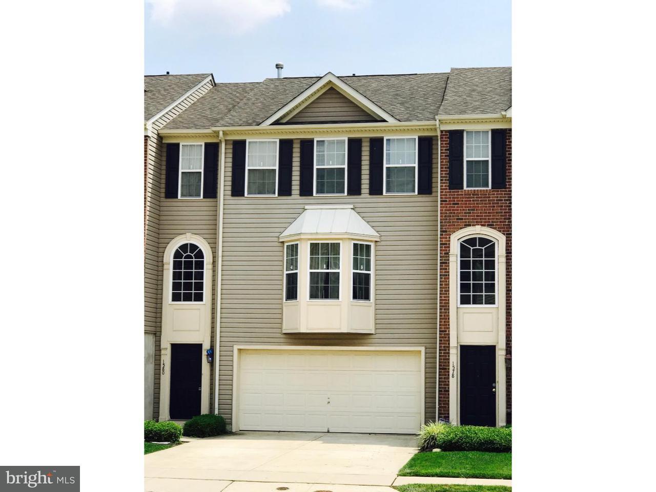 Casa unifamiliar adosada (Townhouse) por un Alquiler en 1580 JASON Drive Cinnaminson, Nueva Jersey 08077 Estados Unidos
